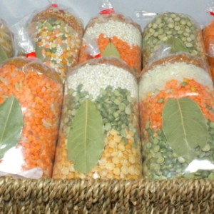 Souptacular Hamper showing 1 of each flavour
