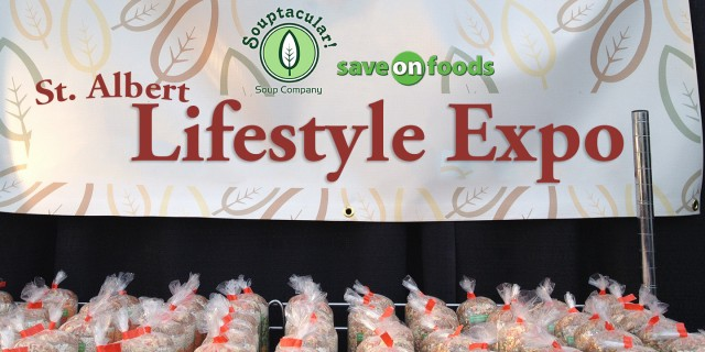 Lifestyle Expo Soup-er Deal on Saturday!