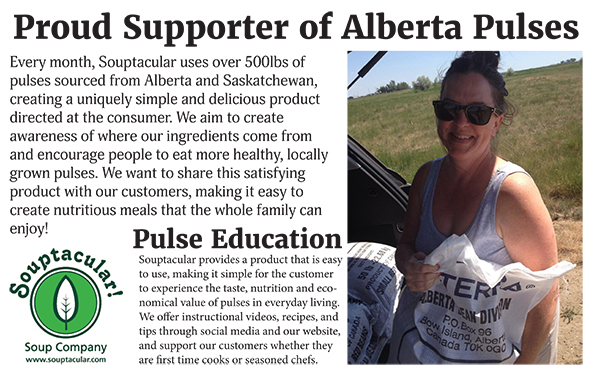 Supporter of Alberta Pulses